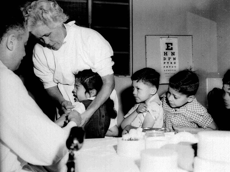 1955: The Polio Vaccine Was Approved