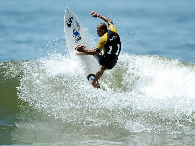 Kelly Slater at X-Games IX