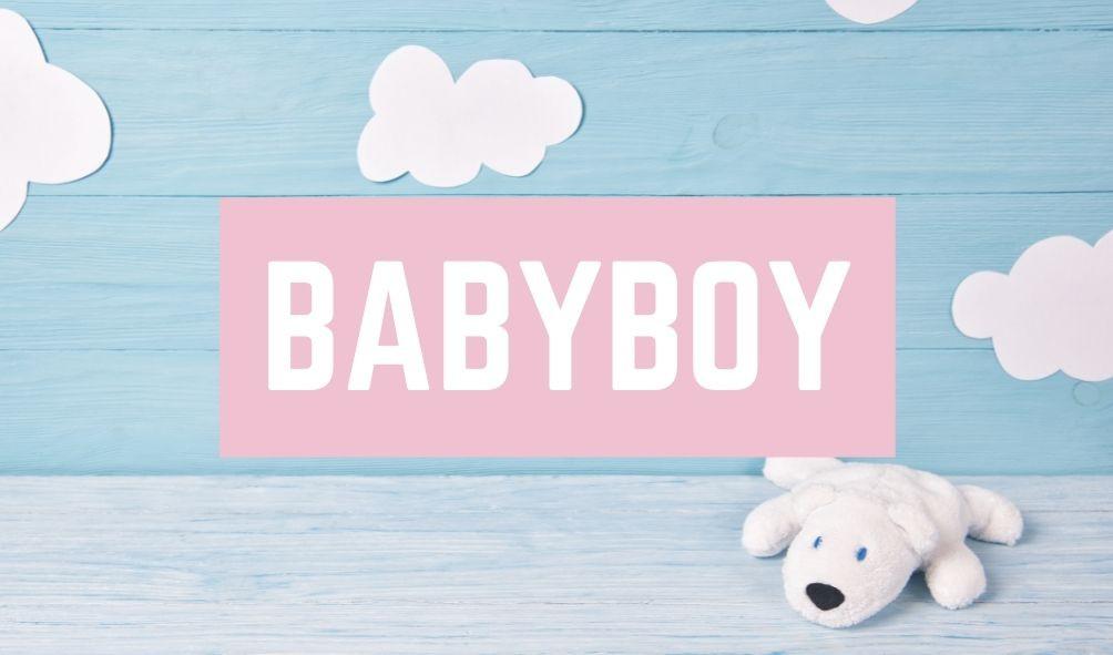 Worst Baby Names: Babyboy
