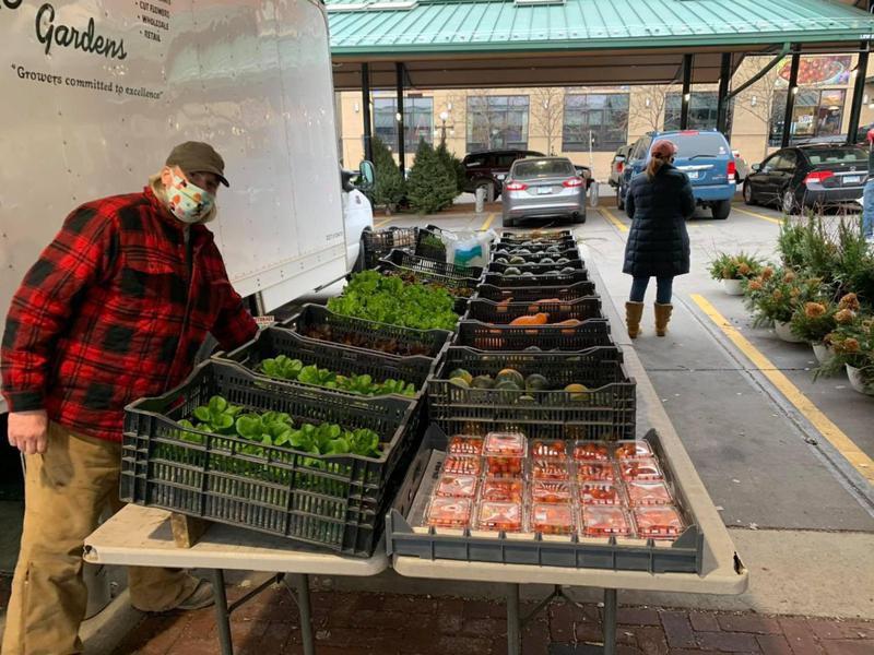St. Paul's Farmers' Market