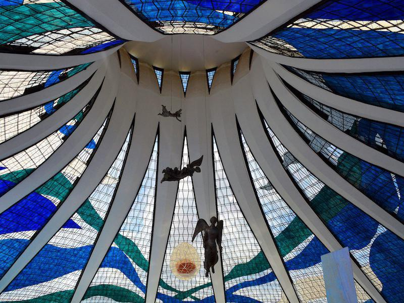 Metropolitan Cathedral of Our Lady Aparecida