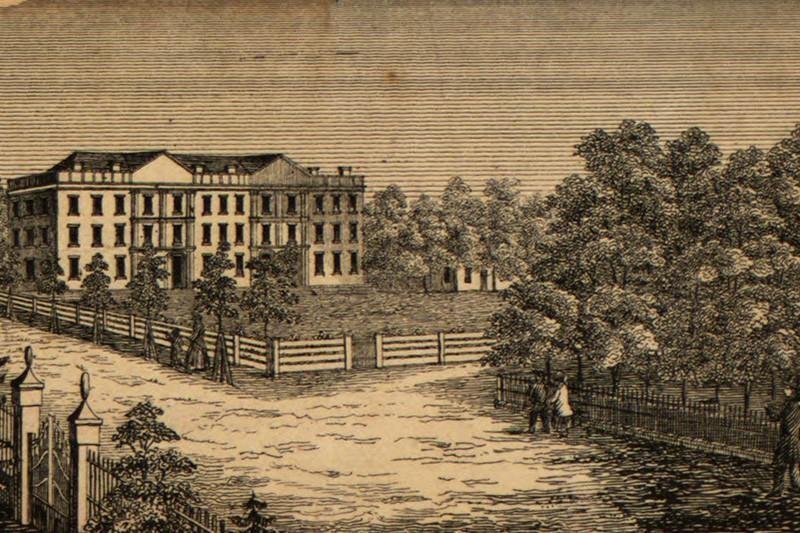 Canandaigua Academy in New York