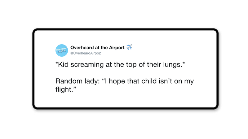 On Your Flight