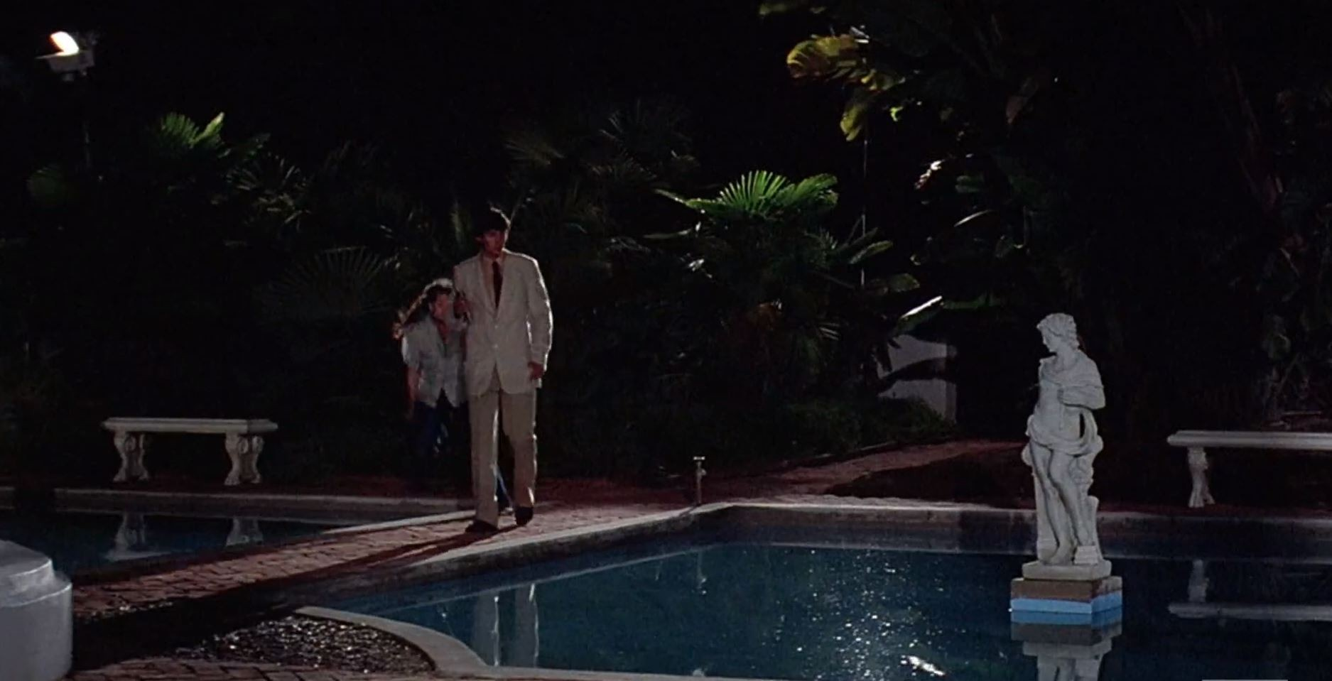 Ending scene of Scarface