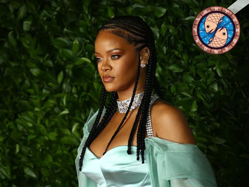 Pisces: Rihanna