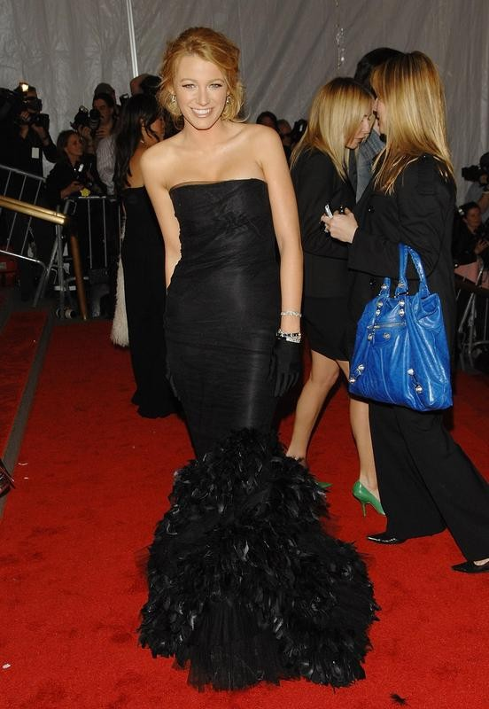 Blake Lively style at the Met Gala