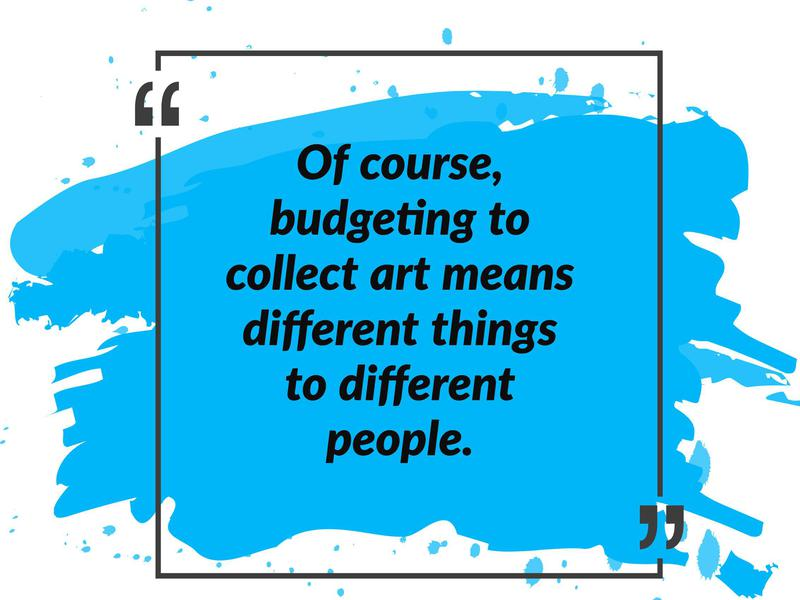 art budgeting