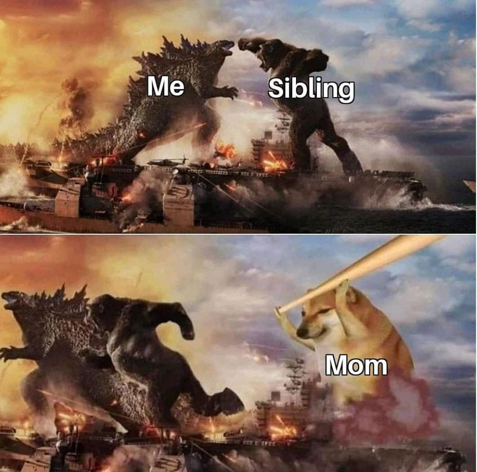 Godzilla meme