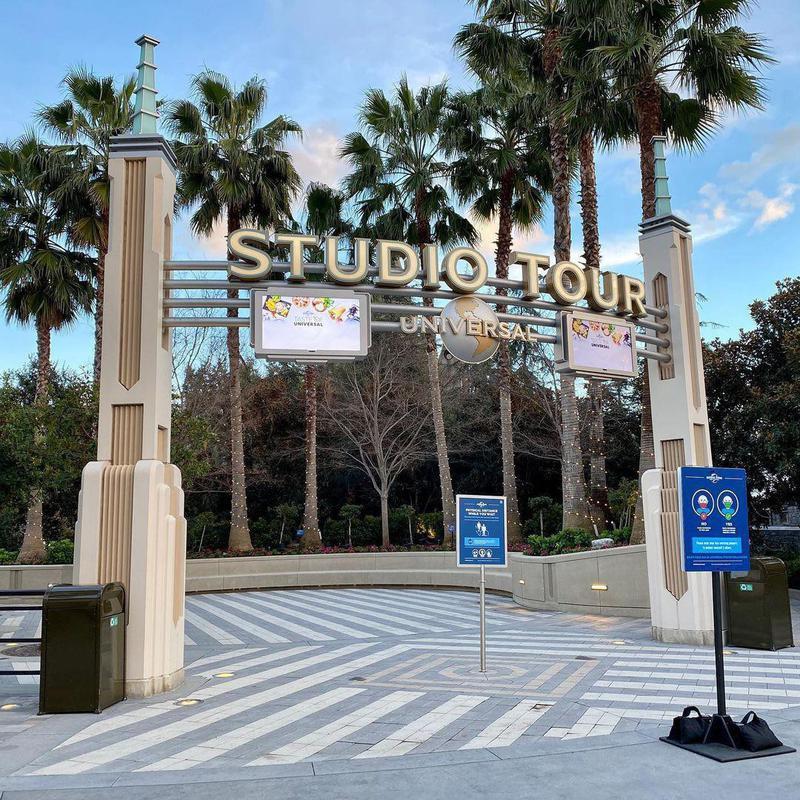 World-Famous Studio Tour