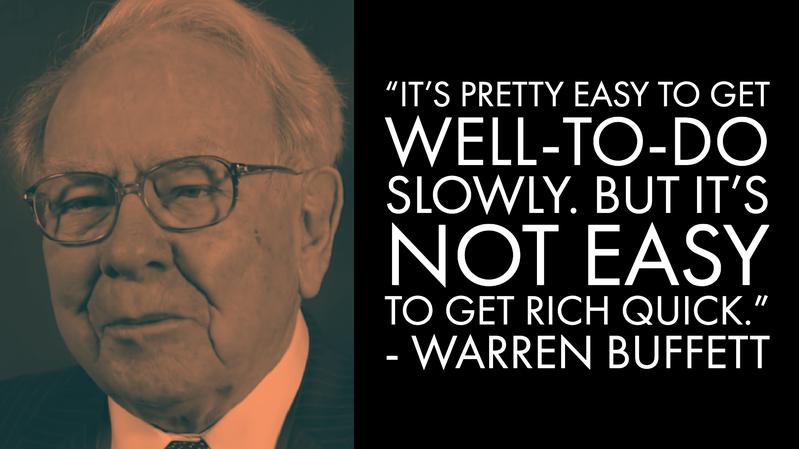 Warren Buffett  Money Advice