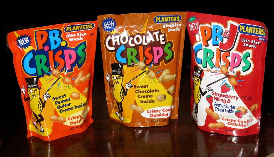 P.B. Crisps