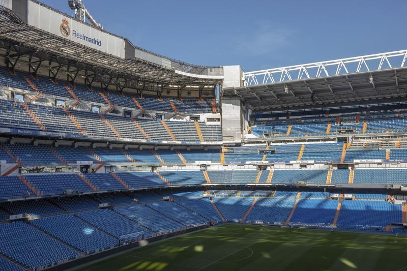 Bernabéu Stadium