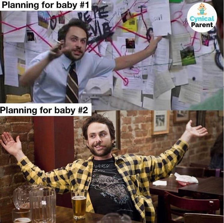 Planning for another baby meme