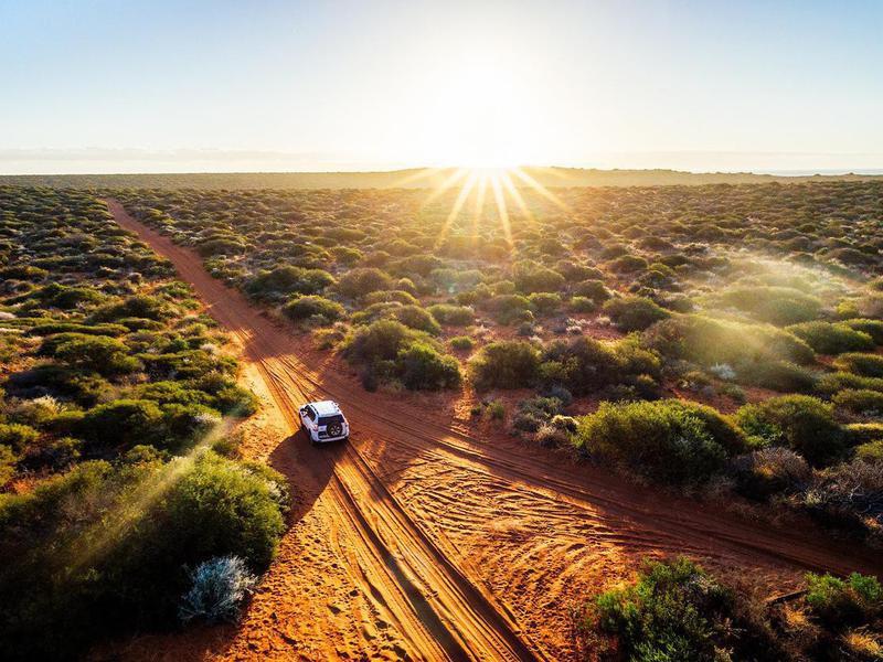 Road trip in Western Australia