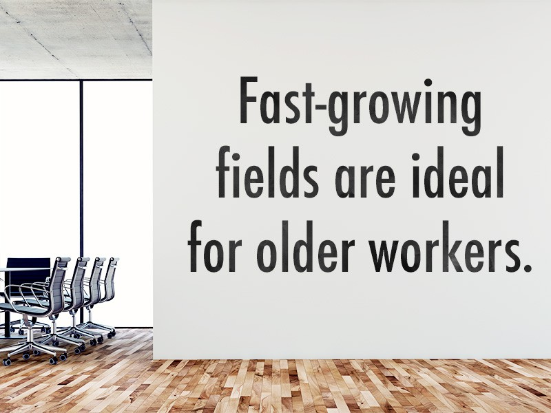 Know What Careers Are Best for Older Workers