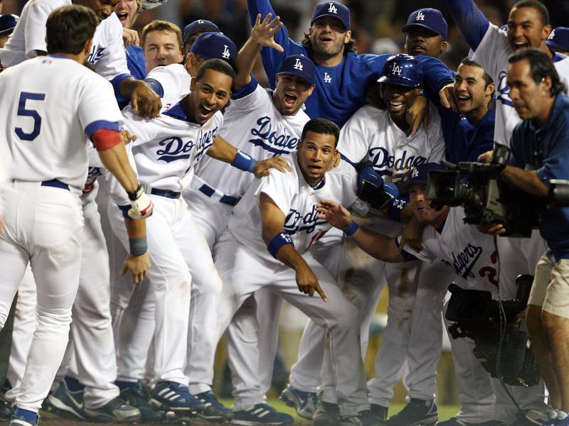 2006 Dodgers