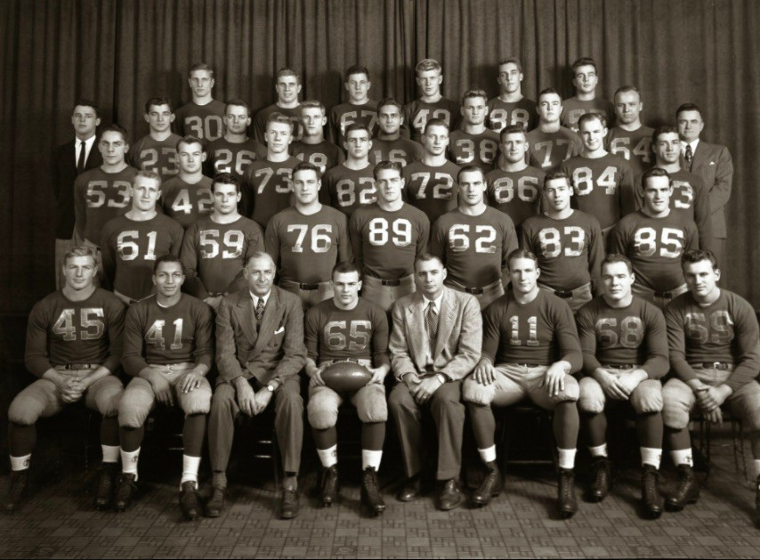 1948 Michigan Wolverines