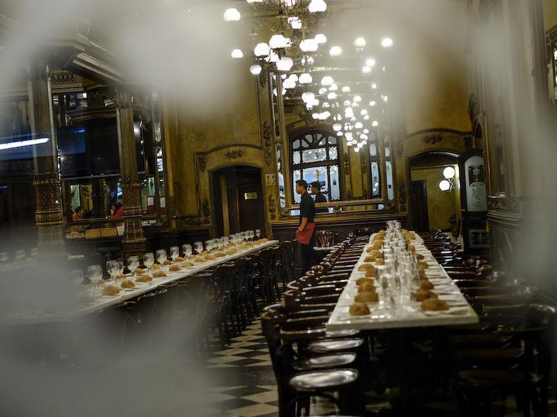 Spain dining