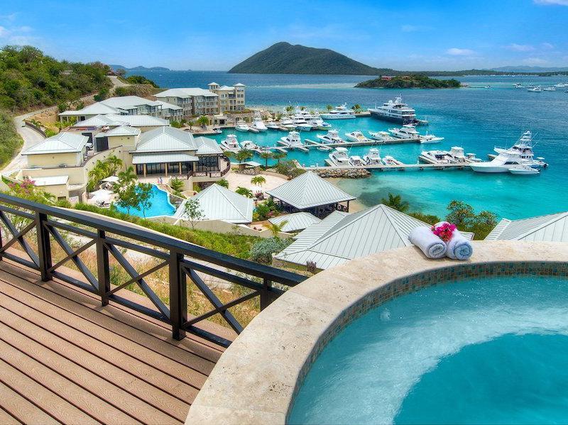 Scrub Island Resort, British Virgin Islands