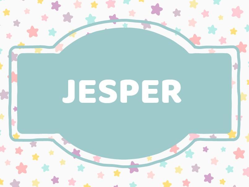 Unique Baby Names: Jesper