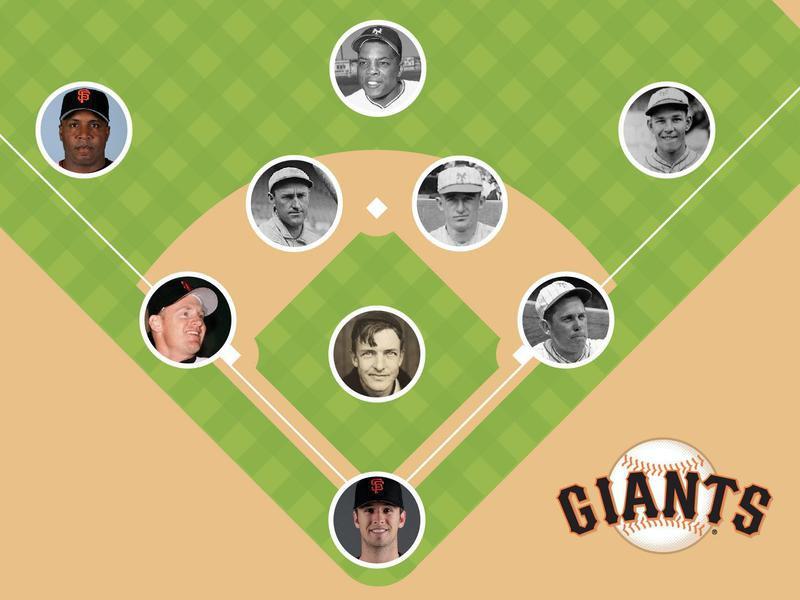New York/San Francisco Giants