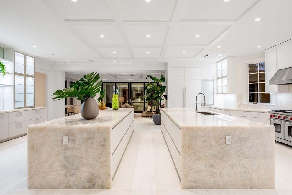 Kevin James' kitchen