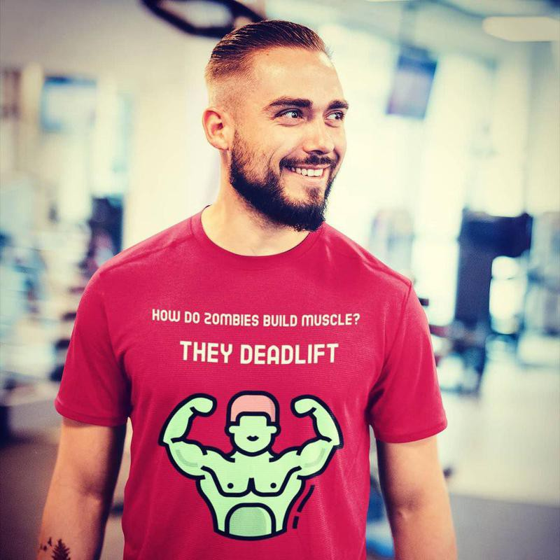 Funny Shirts for Weight Lifters