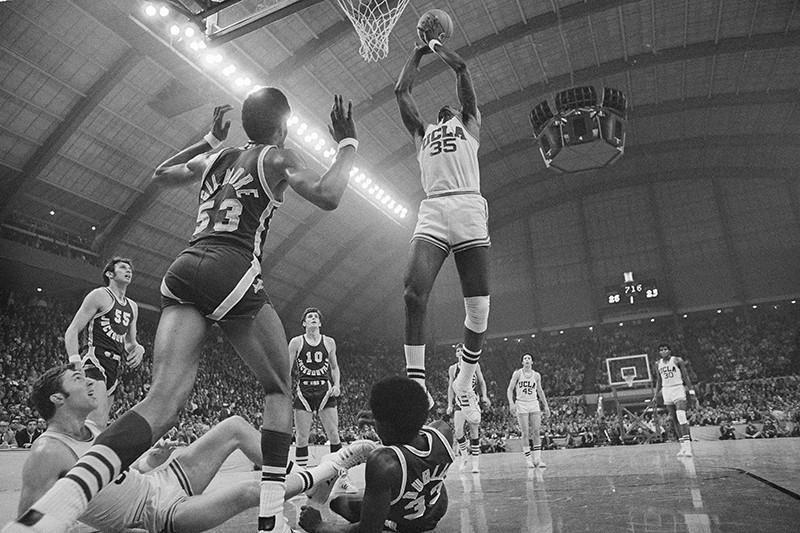 UCLA basketball team in 1970 NCAA championship game