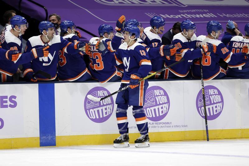 New York Islanders center Mathew Barzal