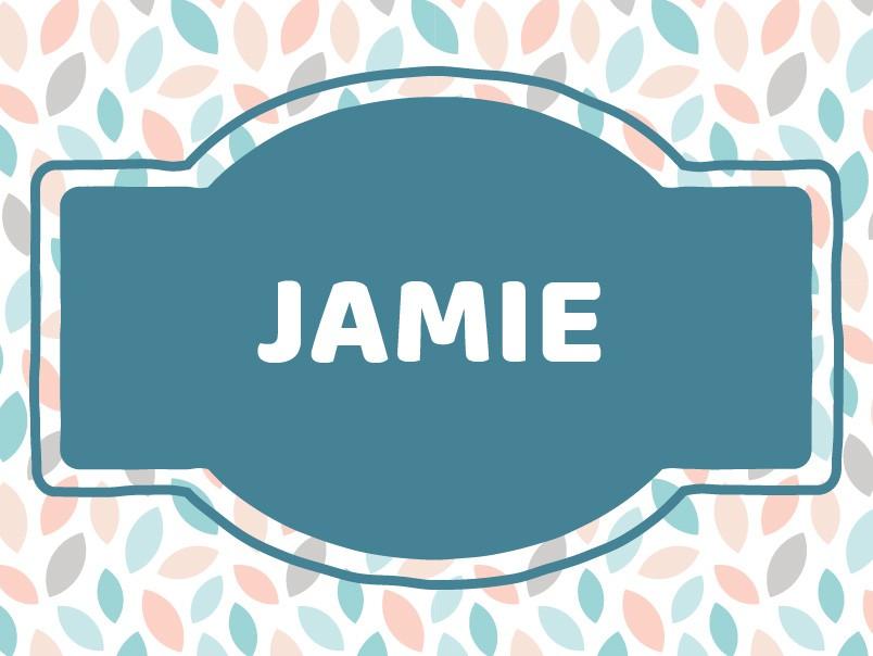 J Name Origins: Jaime