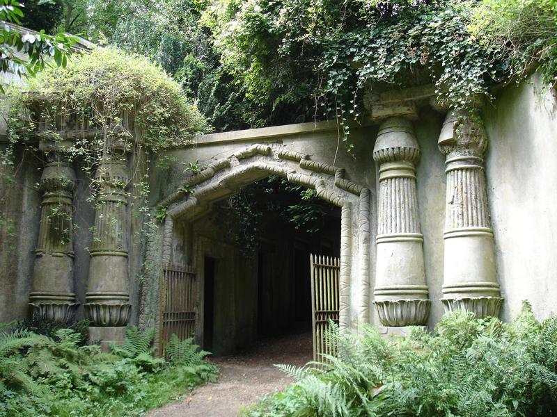 Highgate: West Cemetery