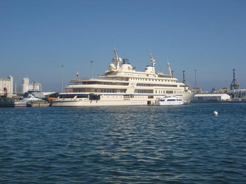 Al Said superyacht