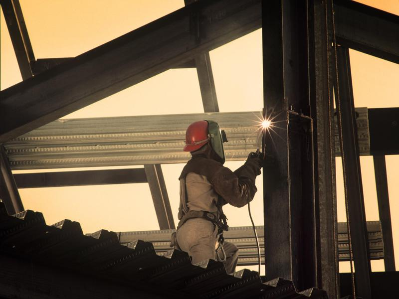 Steel and ironworker