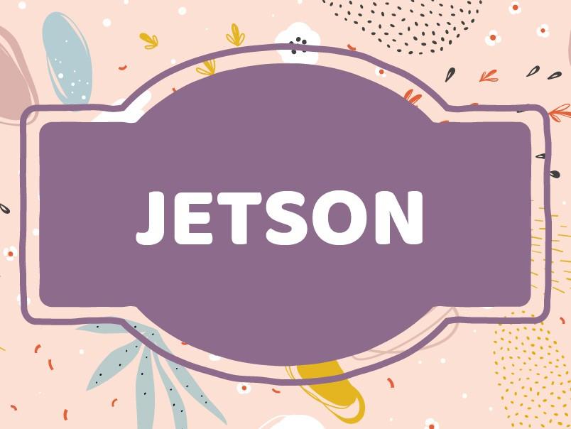 Unique Baby Names: Jetson