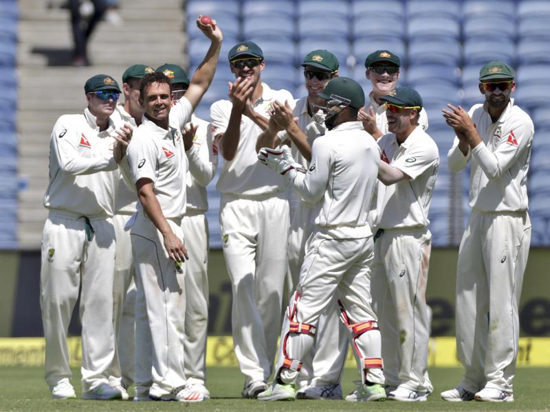 Australia-India test match