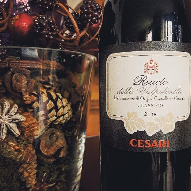 Recioto della Valpolicella wine