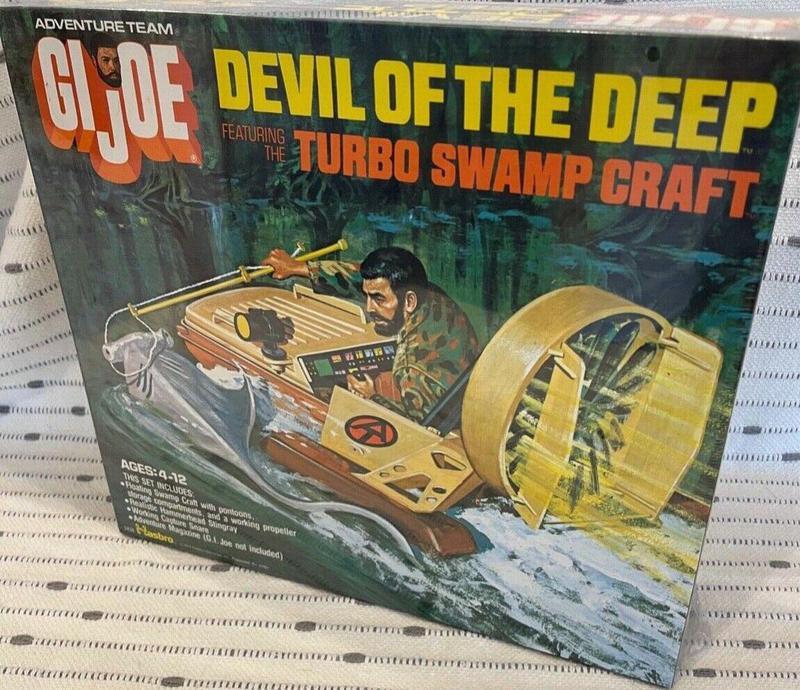 G.I. Joe Devil of the Deep