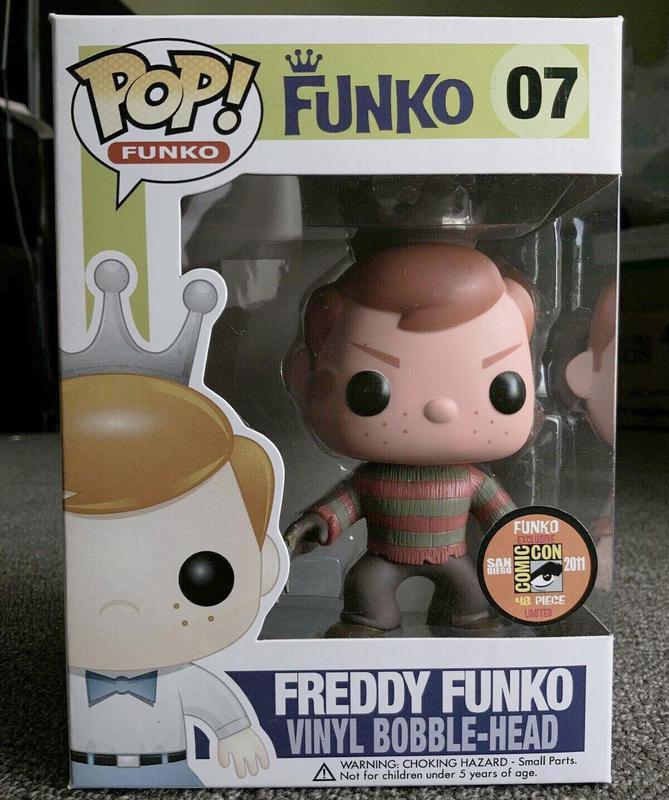 Freddy Krueger Freddy Funko