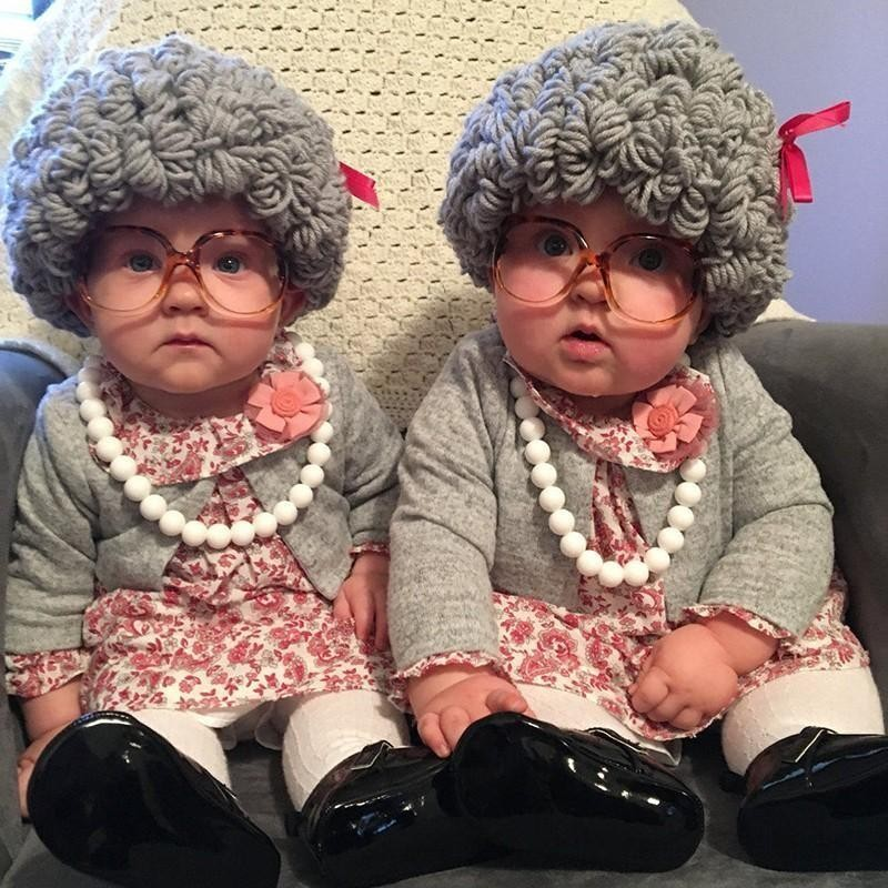 old lady costumes