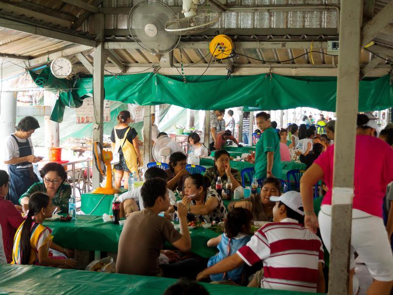 Thai Food Family Style
