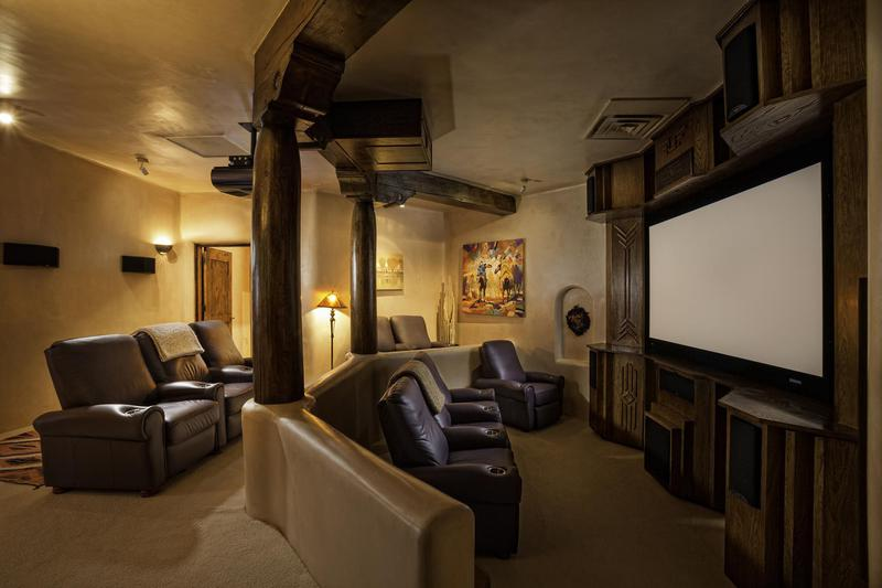 west creek home theater