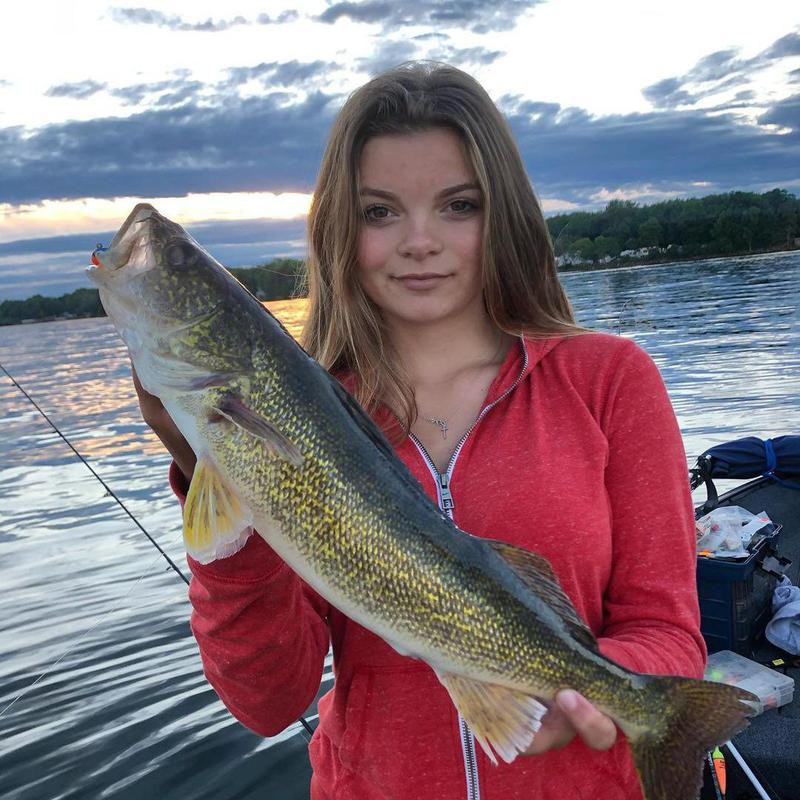 Fishing in Mille Lacs