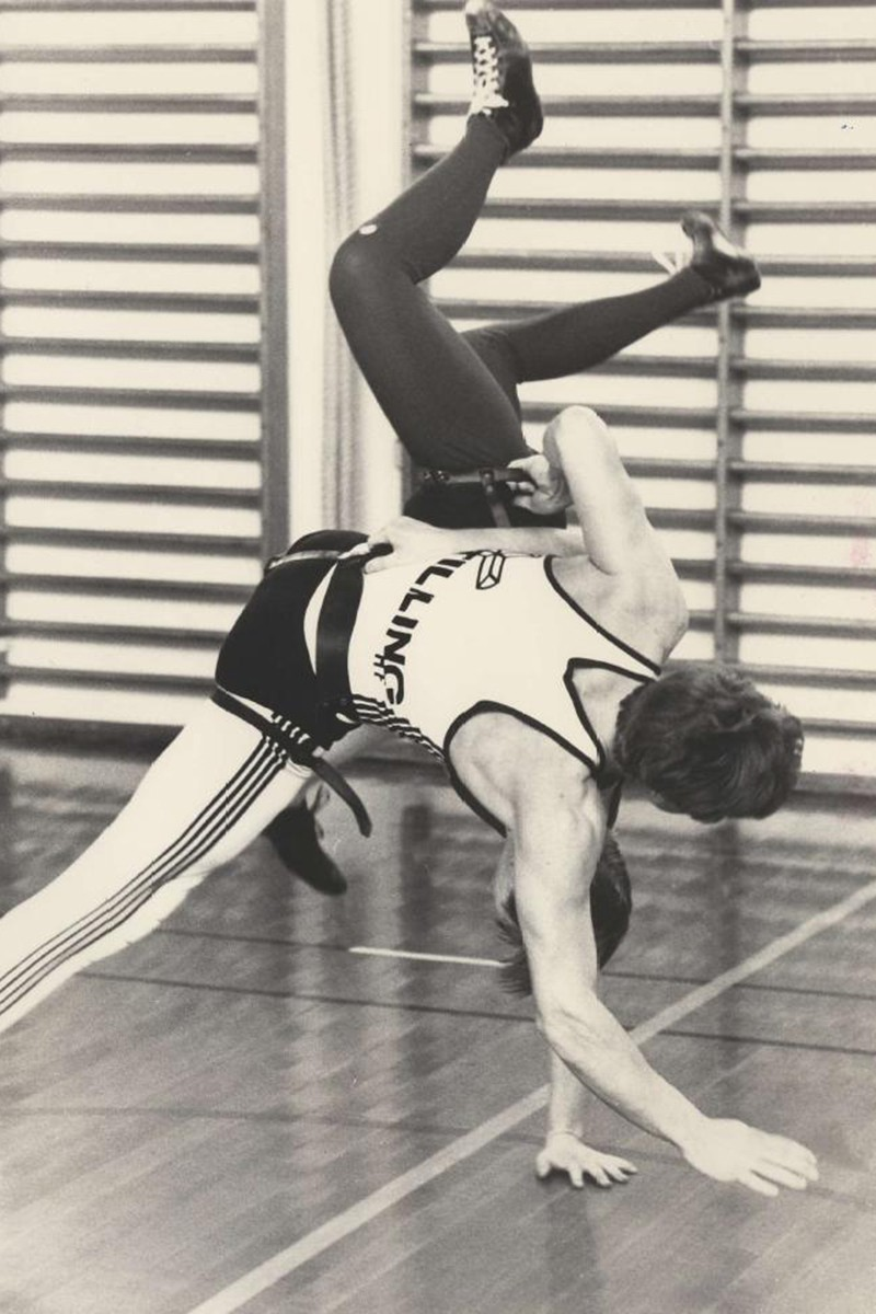 Trouser-Grip Wrestling (Glima)