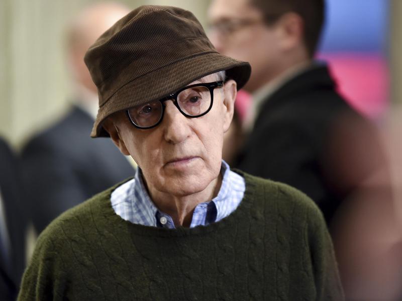 Woody Allen in 2017