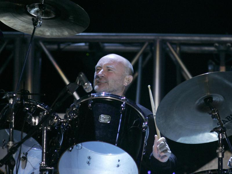 Phil Collins in 2007
