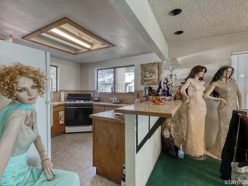 Doll house in Lake Tahoe