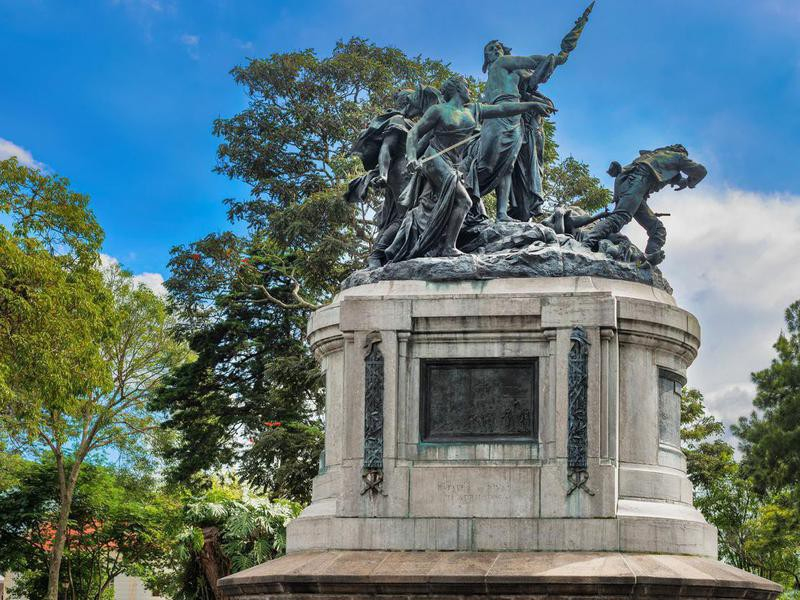 National Monument of Costa Rica, San Jose