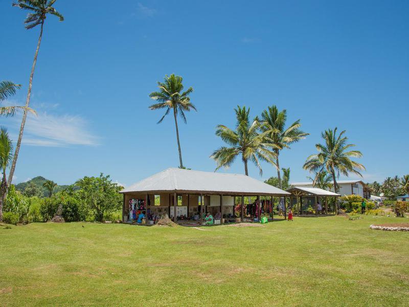 Fijian Market Shelter