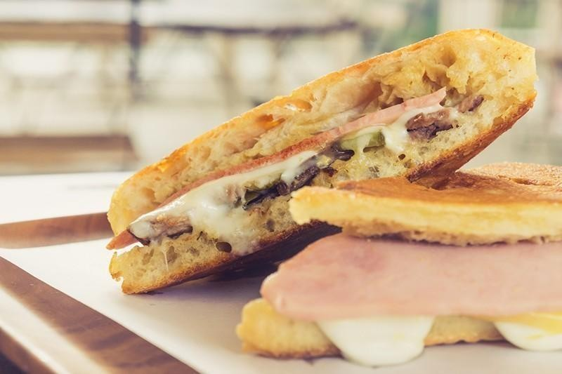 New Mexico: Cuban Sandwich
