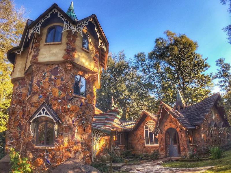 Mosher Castle in Alabama